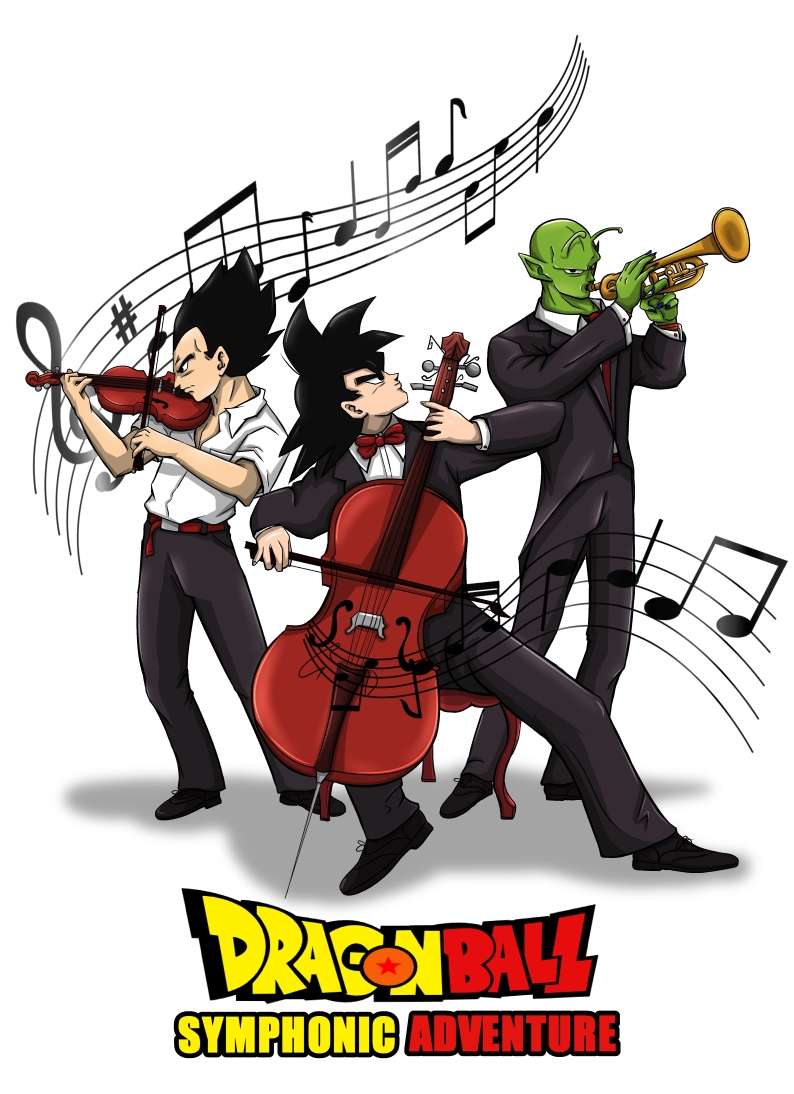 DragonBall Symphonic Adventure