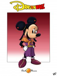 Minnie / Chichi DisneyBall Z